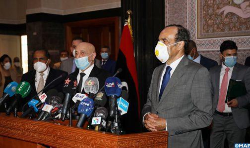 Crise libyenne: Aguila Saleh assure que son initiative ne contredit pas l'accord de Skhirat