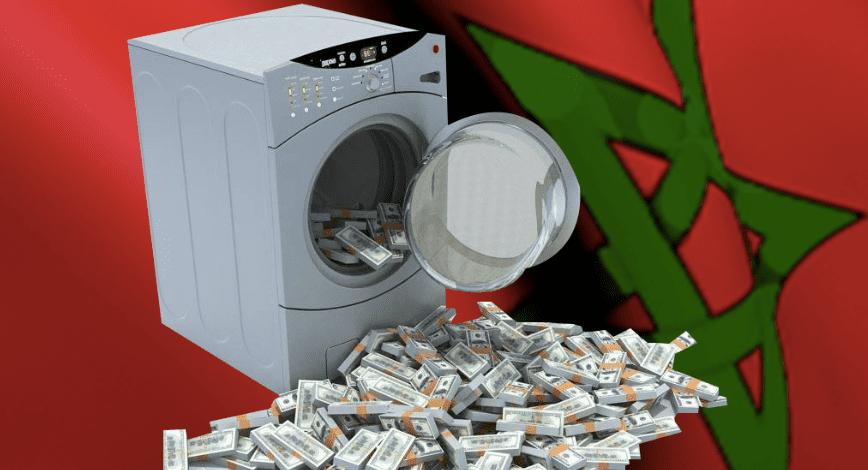 غسيل الاموال